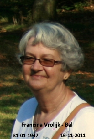 Francina Vrolijk-Bal