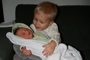 Marijn and Leonie